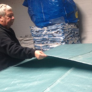 Inspection at Polypropylene Products