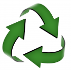 Polypropylene Products play their part in helping the environment through regular recycling