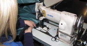 Industrial sewing by Polypropylene Products